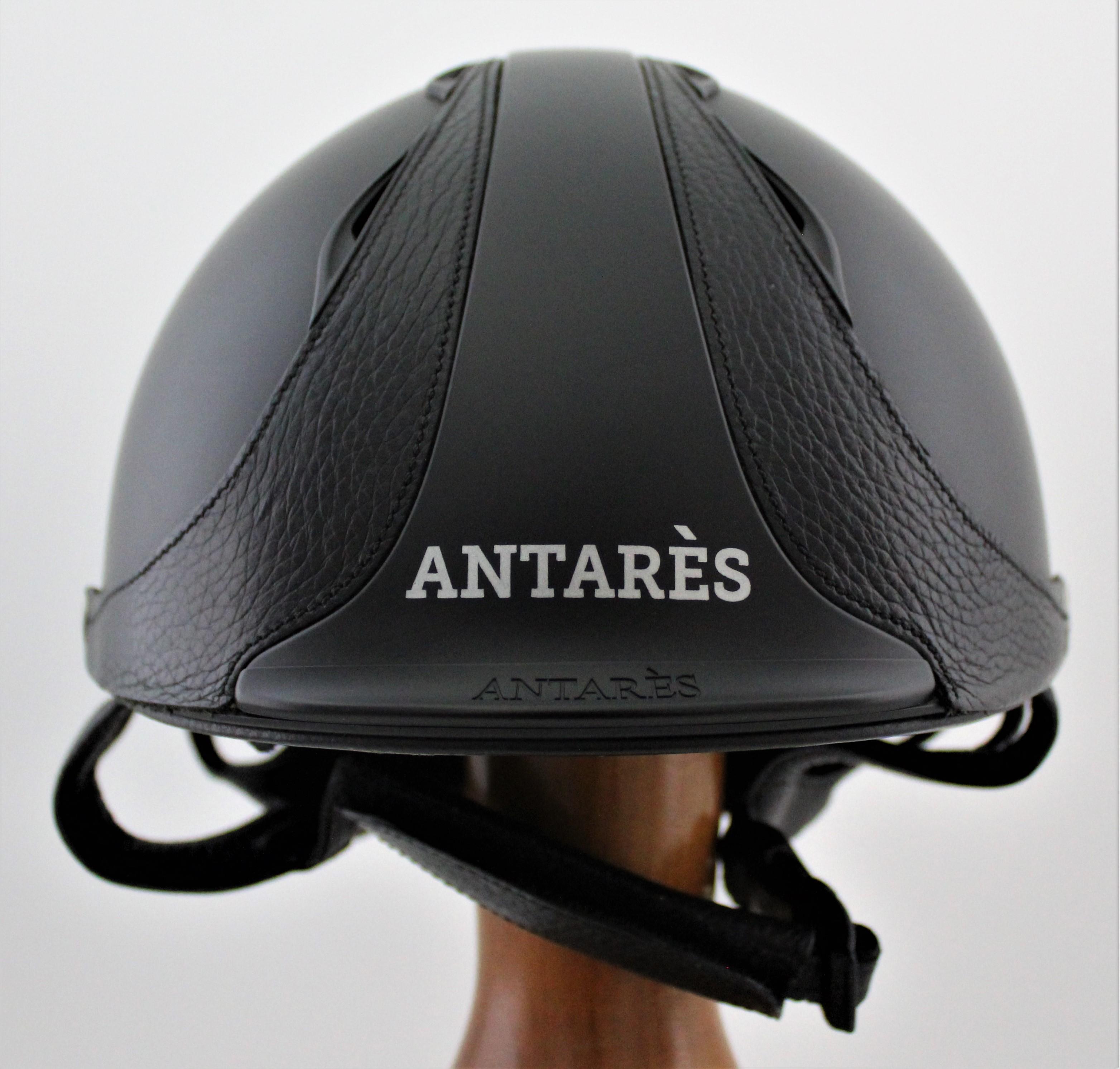 Antares Reference Race Helmet 16 1493 Matte Black Black S