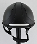 SOLD - Antares Reference Helmet #17 1787 (matte black/black, no logo, size small)