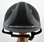 Antares Hunter Helmet #18 629 (black, no logo, size small)