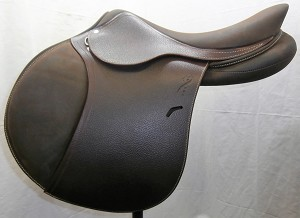 "ON TRIAL - 17"" Antarès Classic # A14 838 (SP - deep seat, 2N flap, Grain/Buffalo) Like New!"