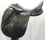 "ON TRIAL - 17.5"" Antar�s Altair Dressage # A13 267 (Deep seat, Long flap, Nubuck) DEMO"